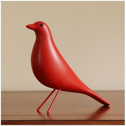 3d bird ceramic modern per piece