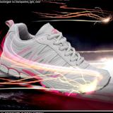 Women's Lace UP Running  Sport Shoes