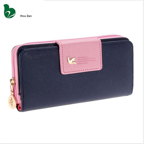 Woman's Luxury Clutch Wallet