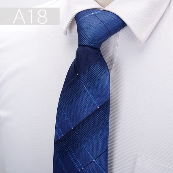 Men's business  necktie