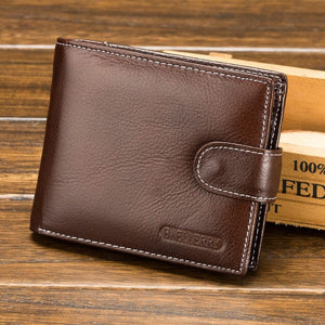 Men Leather  Wallet,