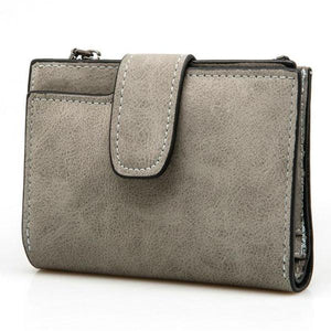 Vintage Matte Women's Fashion Wallet