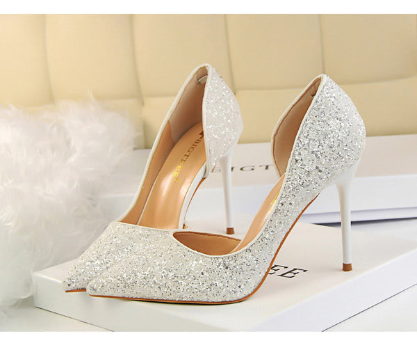 Women  High Heel  Wedding shoes