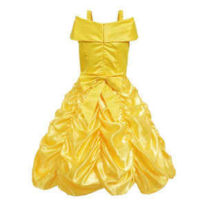 Sleeveless  Child Costume Party Dress ,