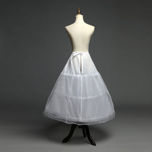 In 3 Hoops Petticoat/Underskirt  for wedding dress