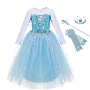Girls Fantasy Costume Set