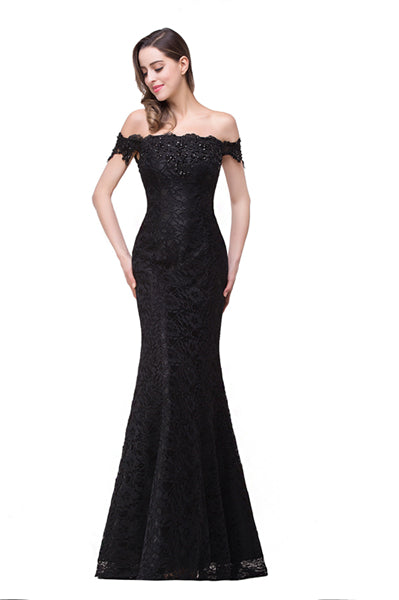 Ladies  Long Evening  Dress Price Elegant Crystal Beaded