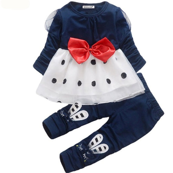 New 2018  Toddler  Clothing Set