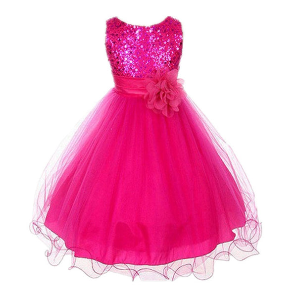 Girl's Ball Gown Party Dress
