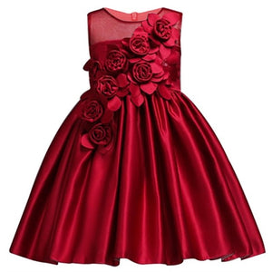 Elegant  Party  Girls Dresses