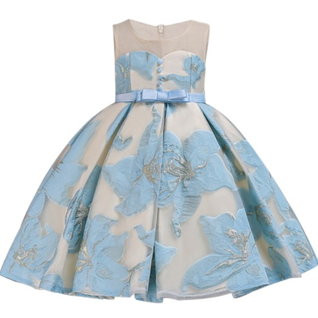 Flower Girls party Dress