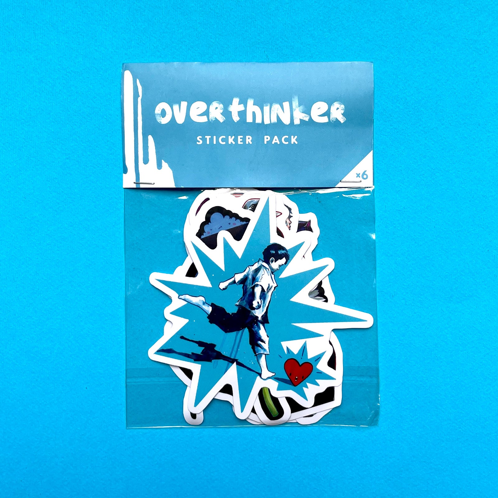 Anubis Pin & Art Cards Set