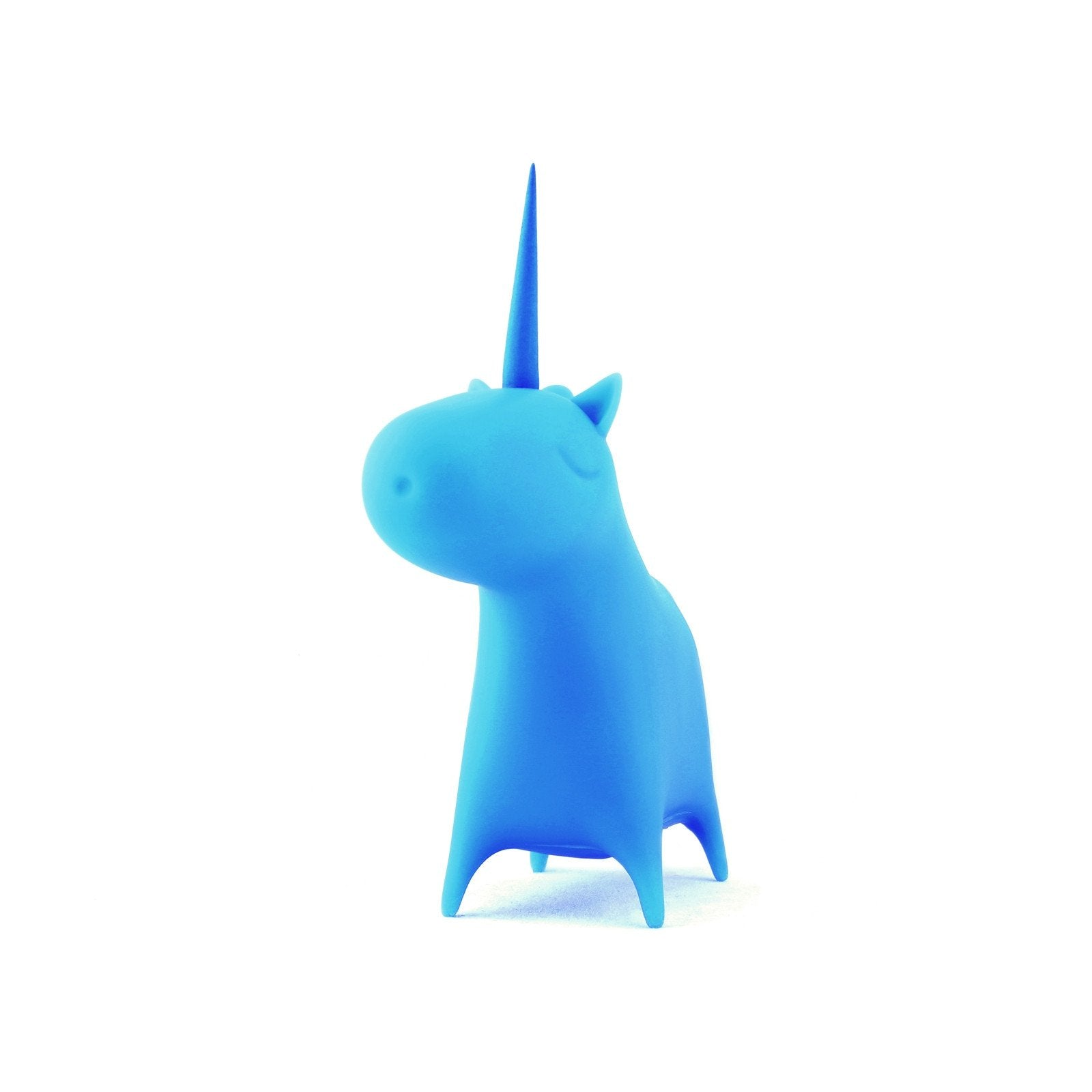 Unicorn Kiss Vinyl Toy Blue