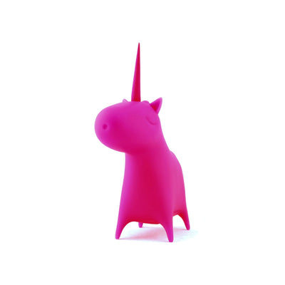 Unicorn Kiss Vinyl Toy Pink