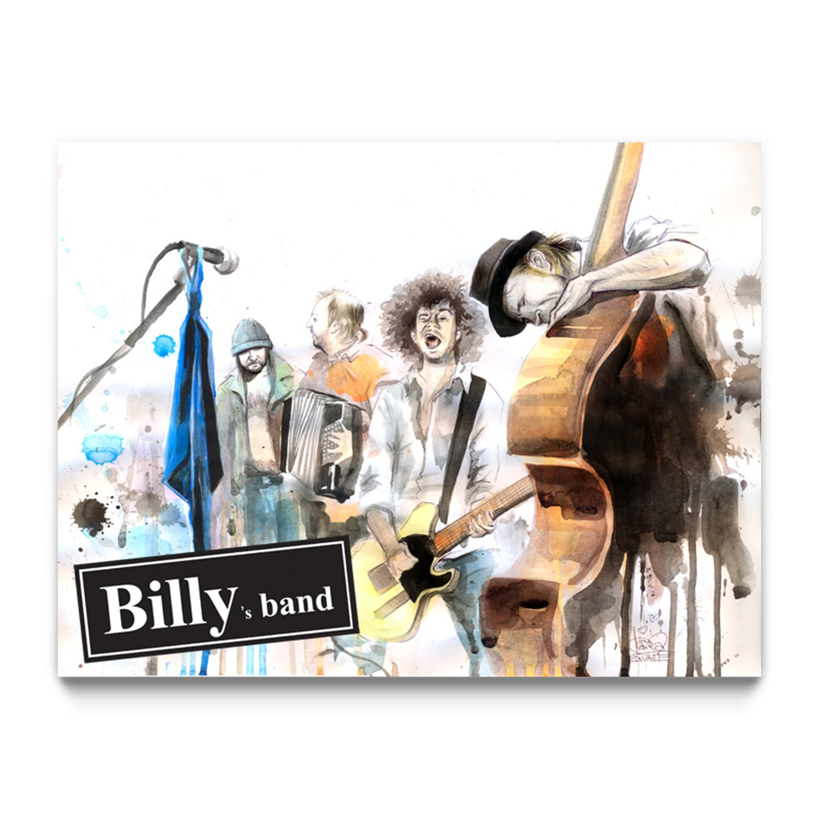 Billy's Band  1