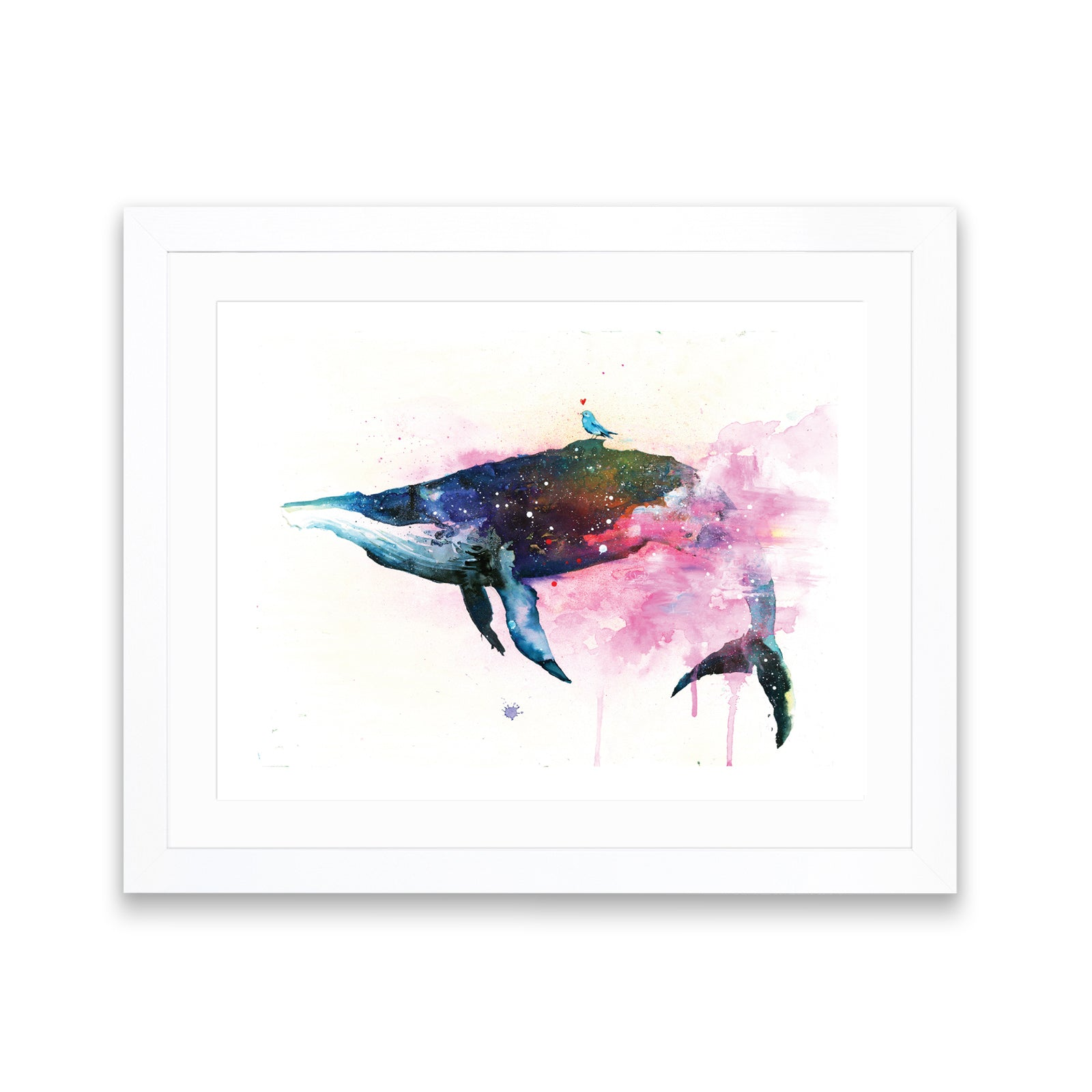 Fish and Bird II