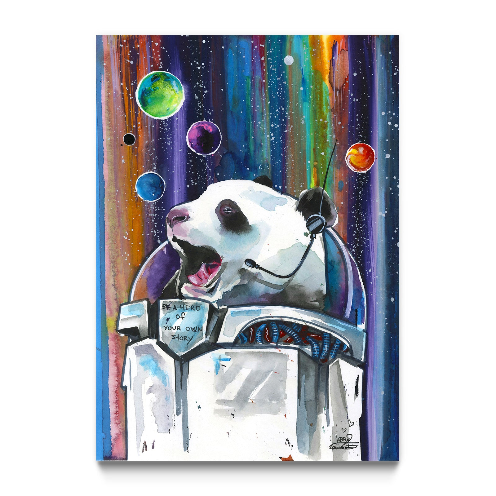 Astro Ordinary Panda