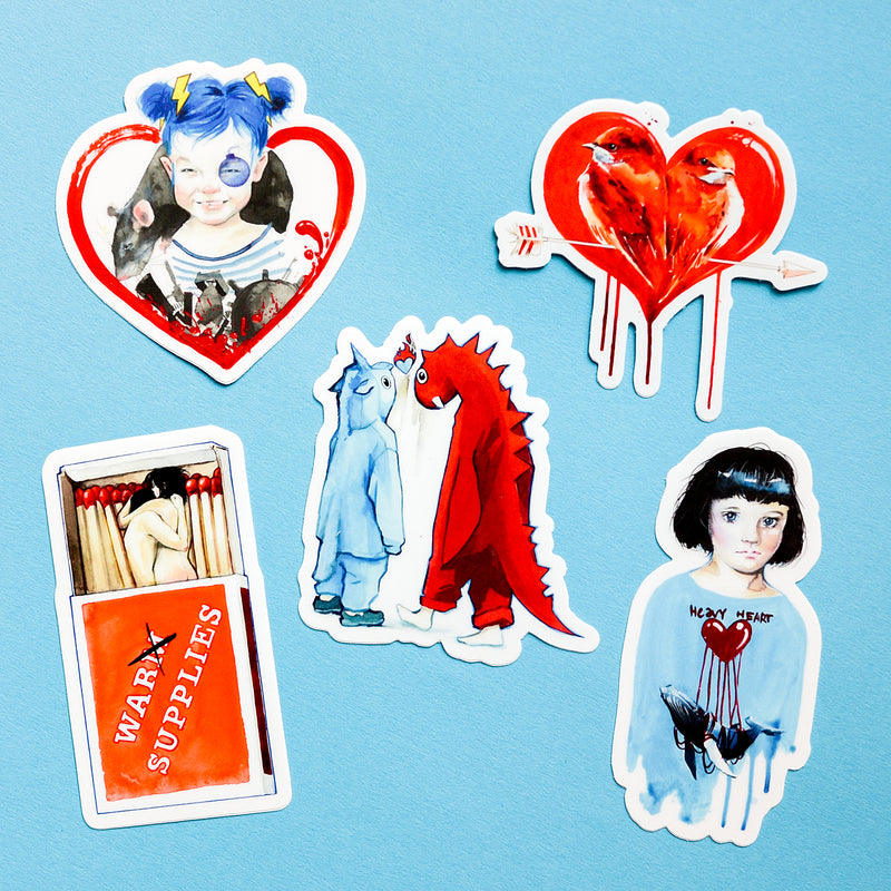 Love Sticker Pack