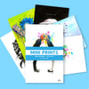 Top Sellers Mini Prints Set