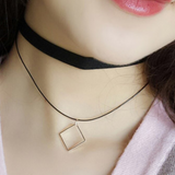 Simple Style Necklace