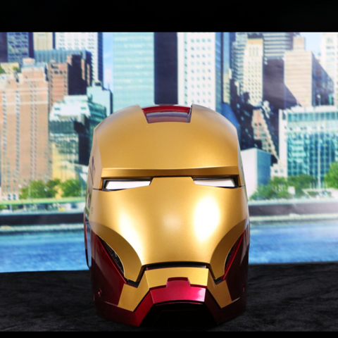 Iron Man 1:1 Automatic Helmet