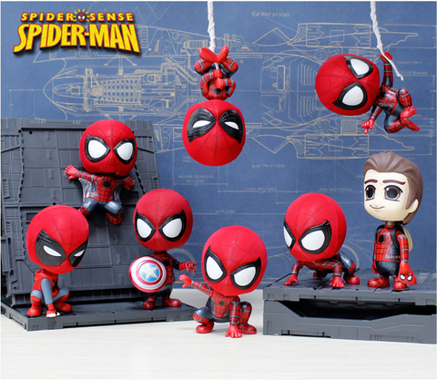 Cute Spider man Doll