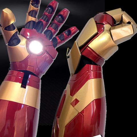 Iron Man 1:1 Automatic Arm
