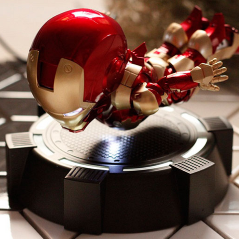 Floating Ironman Toy