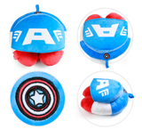 Marvel Neck Pillow - Three styles With Hat