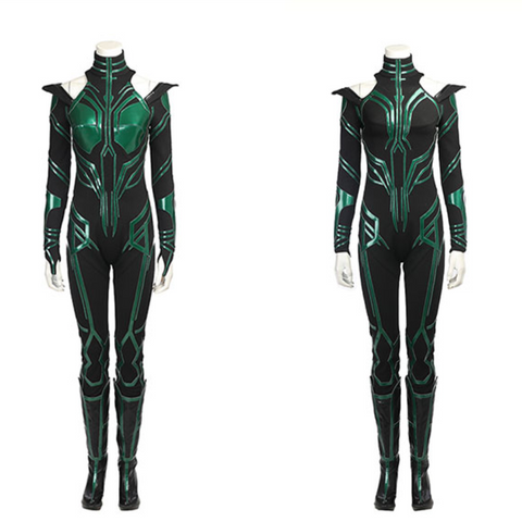 Hela Cosplay costume