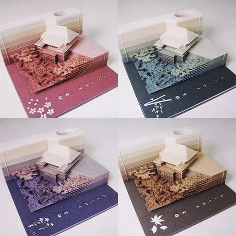 【OUT OF STOCK】Popular OMOSHIROI BLOCK-華