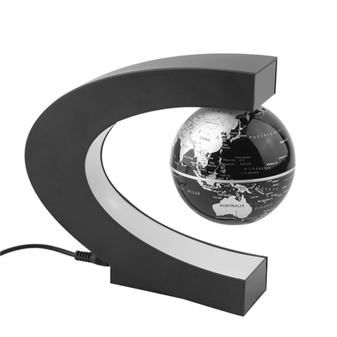 Anti-Gravity Floating Globe