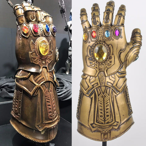 Thanos Infinity Gloves
