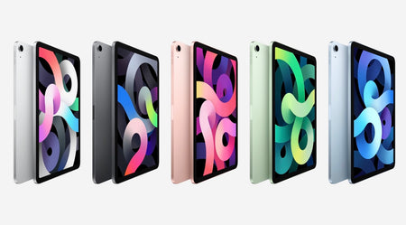 Apple introduceert nieuwe iPad Air en iPad 8e generatie