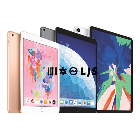 iPad, iPad Air of iPad Pro - LJS