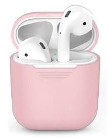 AirPods Silicone hoesje - Roze
