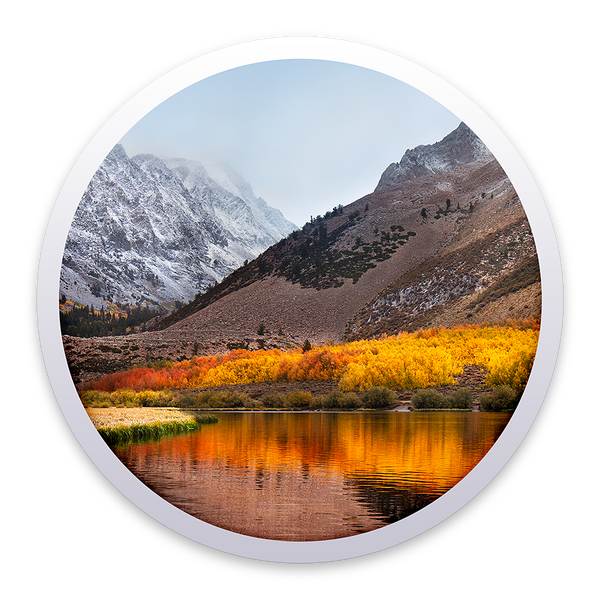 USB stick - macOS Installer - 10.13 High Sierra