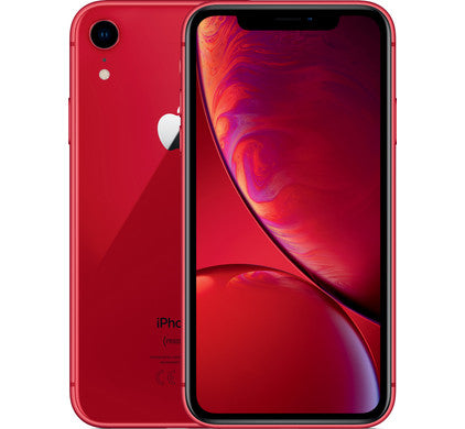 Apple iPhone XR 64GB - PRODUCT Red