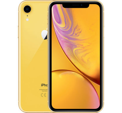 Apple iPhone XR 128GB - Geel
