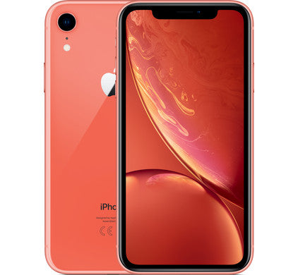 Apple iPhone XR 128GB - Koraalrood