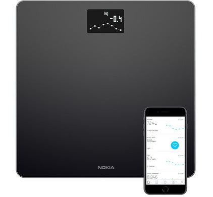 Withings/Nokia Body - Zwart