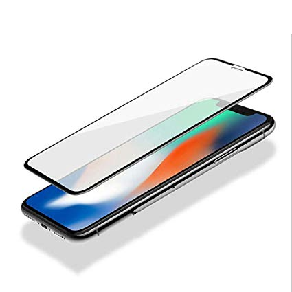 Screenprotector - 3D Curved Glas - iPhone XR