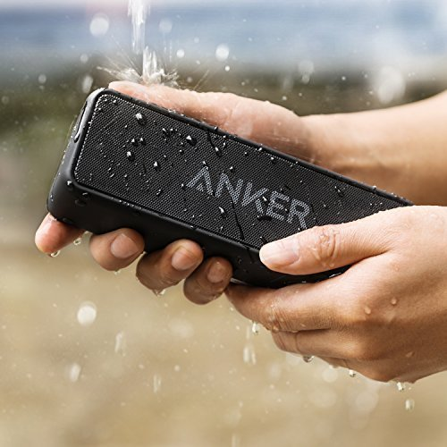 Anker SoundCore 2 - Bluetooth speakers - Zwart