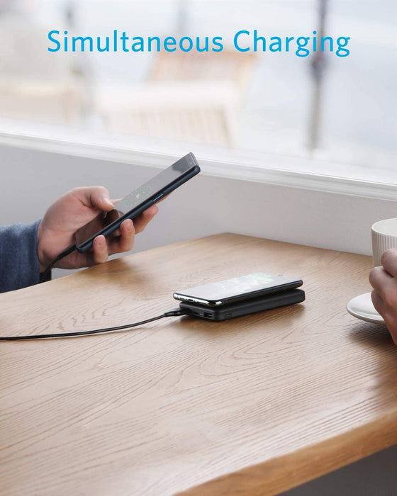 Anker PowerCore 10000mAh draadloze powerbank