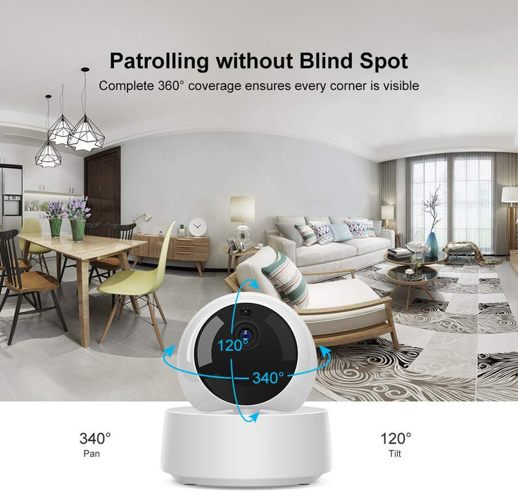 Sonoff GK-200MP2-B – wifi wireless IP-beveiligingscamera