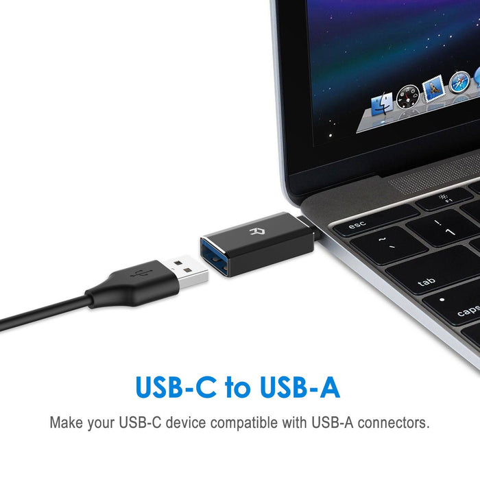 USB-C to USB adapters