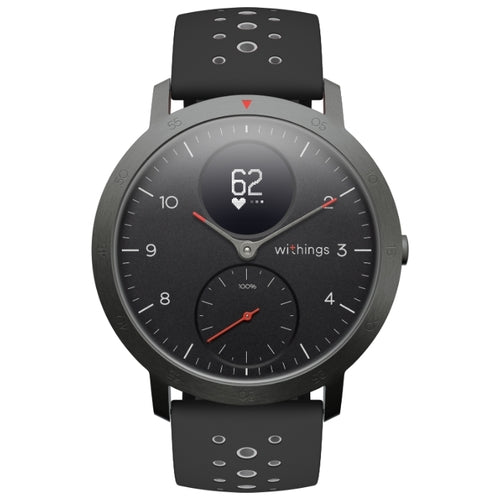 Withings Steel HR Sport - Zwart