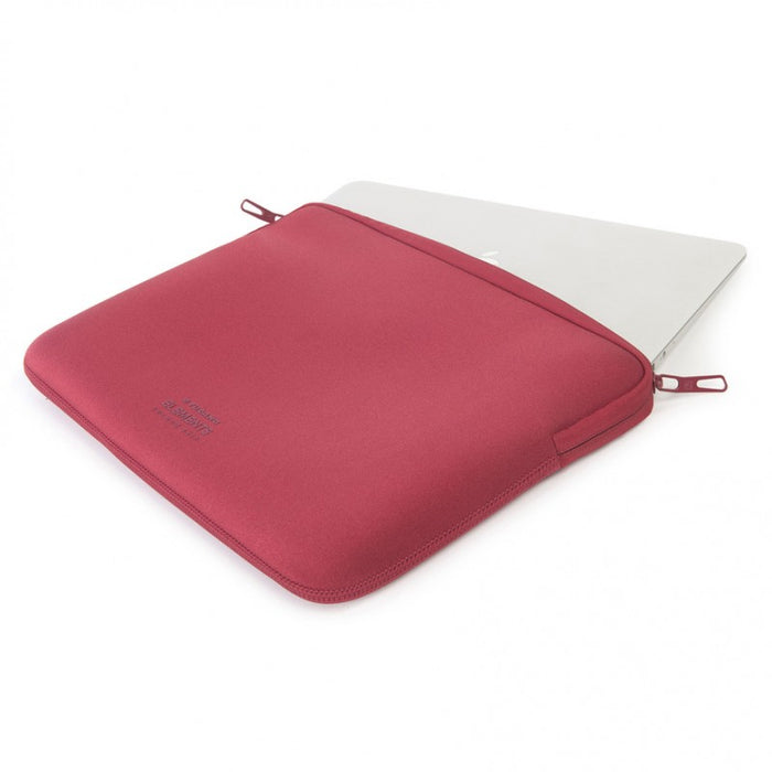 "Tucano Macbook Retina 13"" Sleeve Rood"