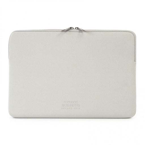 "Tucano Macbook Retina 15"" Sleeve Zilver"