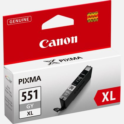 Canon CLI-551GY XL - Ink tank GREY